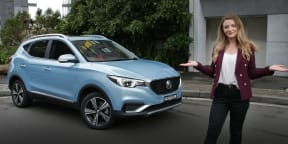 Video: 2021 MG ZS EV long-term review: Introduction