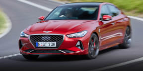 2019 Genesis G70 review | Korea