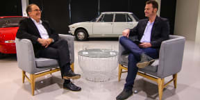 Interview with a CEO - Mazda Australia MD, Martin Benders