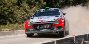2016 Hyundai i20 WRC review: Riding shotgun with Hyundai Motorsport driver Hayden Paddon