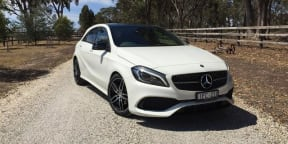 2016 Mercedes-Benz A-Class A250 Sport 4Matic Review