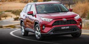 REVIEW: 2019 Toyota RAV4