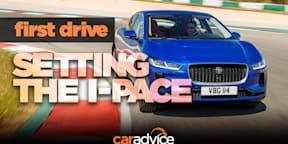 2018 Jaguar I-Pace review