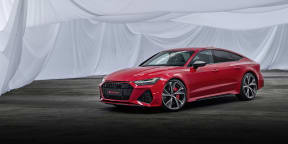 New Audi RS7 revealed: the RS6