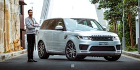 Video review: 2020 Range Rover Sport SDV6 R-Dynamic HSE