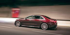 Video: 2021 Mercedes-Benz S-Class review