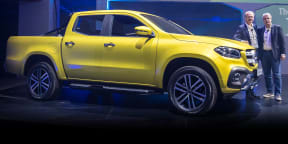 2018 Mercedes-Benz X-Class First Look