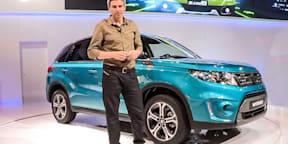 2015 Suzuki Vitara - first look