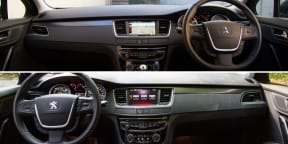 2015 Peugeot 508 Allure - what is different between LHD and RHD