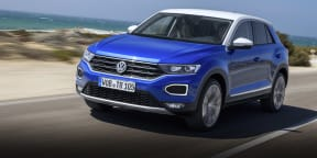 2020 Volkswagen T-Roc video review