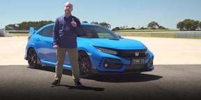Video: 2021 Honda Civic Type R review at Phillip Island Grand Prix Circuit
