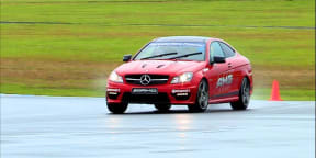 Mercedes-Benz Driving Academy at Phillip Island