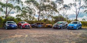 Warm-hatch Comparison Review : DS3 DSport v Astra GTC v Veloster SR Turbo v Pro_cee