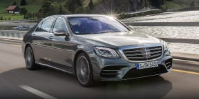2018 Mercedes-Benz S-Class First Look