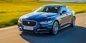 2015 Jaguar XE Review : International Launch in Spain