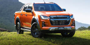 Video: 2021 Isuzu D-Max – what does it get?