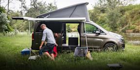 2019 Mercedes Benz Marco Polo Activity: The camping trip