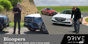 Video: 2021 Drive Car of the Year Bloopers!