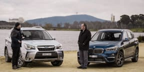 Subaru Forester v BMW X1 Comparison