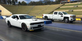 Dodge Challenger and GMC Sierra:: ADR compliance testing