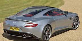 Aston Martin Vanquish Video Review