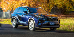 Video: 2021 Toyota Kluger launch review