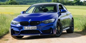 2017 BMW M4 CS review