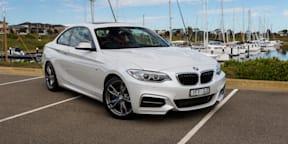 2017 BMW M240i review