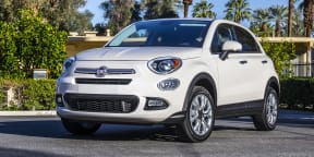2016 Fiat 500X review : Indian Wells, USA