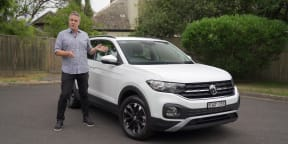 Video: 2021 Volkswagen T-Cross Life long-term introduction