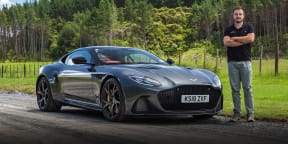 Aston Martin DBS Superleggera review
