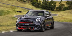 Video: 2021 Mini John Cooper Works GP review
