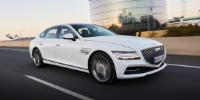 Video: 2021 Genesis G80 review