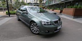 Holden Caprice V Self Parking