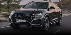 How did Audi break the Nürburgring lap record? We ride shotgun in the record-breaking Audi RS Q8