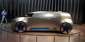 Mercedes-Benz Vision Tokyo Concept : 2015 Tokyo Motor Show