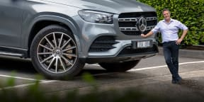 Video: 2020 Mercedes-Benz GLS long-termer introduction
