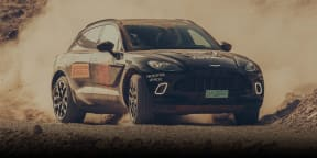 2020 Aston Martin DBX review: Prototype drive in Oman