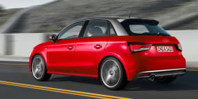 Audi A1 review : First Drive in Monaco