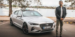 Video: 2020 Genesis G70 3.3T long-term Introduction