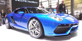 2014 Lamborghini Asterion LPI 910-4 Concept - first look