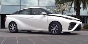 Toyota Mirai Australian First Drive