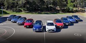 2019 Small Car Comparison