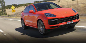 REVIEW: 2020 Porsche Cayenne Coupe
