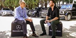 Interview with a CEO : Mercedes-Benz Australia Pacific managing director Horst von Sanden