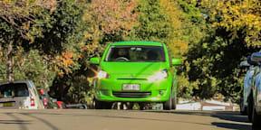 2015 Mitsubishi Mirage LS Review