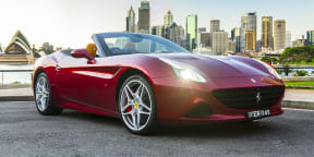 2015 Ferrari California T Review : Turbo V8 power