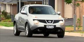 Nissan Juke Video Review
