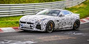 Nurburgring Spy Footage : Giulia, NSX, AMG GT, F-Type, Huracan, 911, Camaro