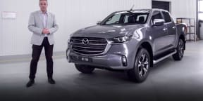 Video: 2021 Mazda BT-50 walkaround review